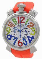GaGa Milano Chronograph 48mm Men Wristwatch 5050.1.OR