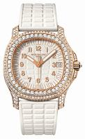 Patek Philippe Aquanaut Luce Ladies Wristwatch 5069R-001