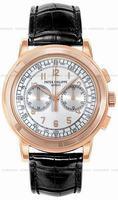 Patek Philippe Classic Chronograph Mens Wristwatch 5070R