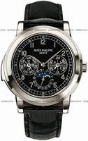 Patek Philippe Chronograph Perpetual Calendar Mens Wristwatch 5074P