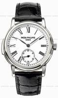 Patek Philippe Tourbillon Minute Repeater Mens Wristwatch 5078P