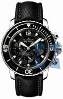 Blancpain Fifty Fathoms Flyback Chronograph Mens Wristwatch 5085F-1130-52
