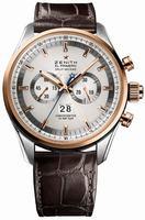 Zenith El Primero Rattrapante Mens Wristwatch 51.2050.4026-01.C713