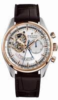 Zenith El Primero Open Power Reserve Mens Wristwatch 51.2080.4021-01.C494