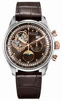 Zenith El Primero Chronomaster Open Grande Date Mens Wristwatch 51.2161.4047-75.C713