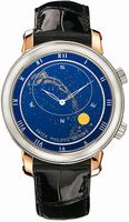 Patek Philippe Celestial Mens Wristwatch 5102PR