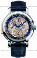 Patek Philippe Grand Complicationss Mens Wristwatch 5104P