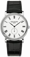 Patek Philippe Calatrava Mens Wristwatch 5116G