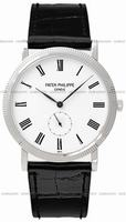 Patek Philippe Calatrava Mens Wristwatch 5119G