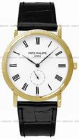 Patek Philippe Calatrava Mens Wristwatch 5119J