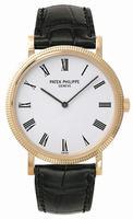 Patek Philippe Calatrava Mens Wristwatch 5120J