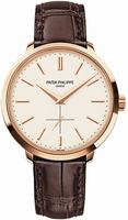 Patek Philippe Calatrava Mens Wristwatch 5123R-001