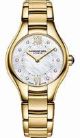 Raymond Weil Noemia Ladies Wristwatch 5124-P-00985