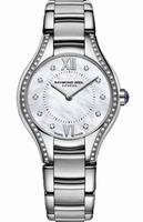Raymond Weil Noemia Ladies Wristwatch 5124-STS-00985