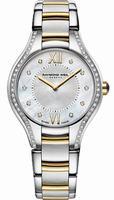 Raymond Weil Noemia Ladies Wristwatch 5127-SPS-00985