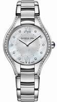 Raymond Weil Noemia Ladies Wristwatch 5127-STS-00985
