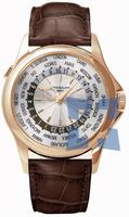 Patek Philippe World Time Mens Wristwatch 5130R