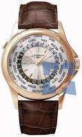 Patek Philippe World Time Mens Wristwatch 5130R