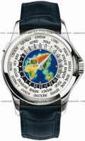 Patek Philippe World Time Mens Wristwatch 5131G