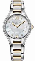 Raymond Weil Noemia Ladies Wristwatch 5132-SPS-00985
