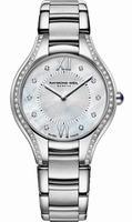 Raymond Weil Noemia Ladies Wristwatch 5132-STS-00985