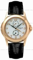 Patek Philippe Travel Time Mens Wristwatch 5134R
