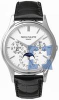 Patek Philippe Complicated Perpetual Calendar Mens Wristwatch 5140G