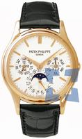 Patek Philippe Complicated Perpetual Calendar Mens Wristwatch 5140J