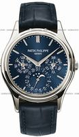 Patek Philippe Complicated Perpetual Calendar Mens Wristwatch 5140P
