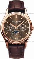 Patek Philippe Complicated Perpetual Calendar Mens Wristwatch 5140R