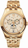 Patek Philippe Complicated Annual Calendar Mens Wristwatch 5146-1J