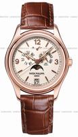 Patek Philippe Complicated Annual Calendar Mens Wristwatch 5146R