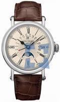 Patek Philippe Perpetual Calendar Mens Wristwatch 5159G