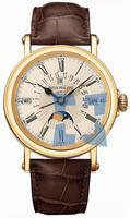 Patek Philippe Perpetual Calendar Mens Wristwatch 5159J