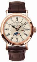 Patek Philippe Perpetual Calendar Mens Wristwatch 5159R-001