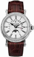 Patek Philippe Grand Complication Perpetual Calendar Mens Wristwatch 5160G-001
