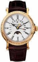 Patek Philippe Grand Complication Perpetual Calendar Mens Wristwatch 5160J-001