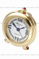Chopard Happy Day Clock Clocks Wristwatch 51613721