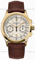 Patek Philippe Classic Chronograph Mens Wristwatch 5170J-001