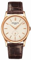 Patek Philippe Calatrava Mens Wristwatch 5196R