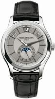 Patek Philippe Annual Calendar Mens Wristwatch 5205G-001
