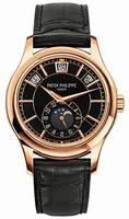 Patek Philippe Annual Calendar Mens Wristwatch 5205R-010