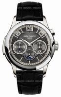 Patek Philippe Triple Grand Complication Mens Wristwatch 5208P