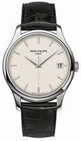 Patek Philippe Calatrava Mens Wristwatch 5227G