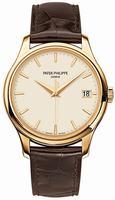 Patek Philippe Calatrava Mens Wristwatch 5227J