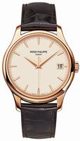 Patek Philippe Calatrava Mens Wristwatch 5227R