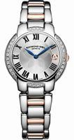 Raymond Weil Jasmine Ladies Wristwatch 5235-S5S-01659