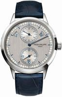 Patek Philippe Annual Calendar Regulator Mens Wristwatch 5235G