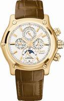 Ebel 1911 BTR Perpetual Calendar Chronograph Mens Wristwatch 5288L70.0335186