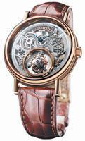Breguet Classique Grande Complication Tourbillon Messidor Mens Wristwatch 5335BR.43.9W6